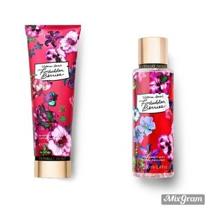 Wonder Garden Fragrance Mists and lotion